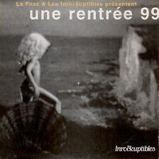 V/A - LES INROCKS - Une Rentrée 99 - CD PROMO - IGGY POP, DAVID BOWIE, VENUS ...