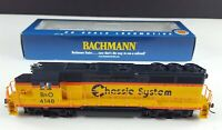Bachmann 63507 B&O Chessie EMD GP40 Diesel Locomotive 4148 HO Scale