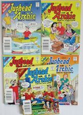 1999/02 JUGHEAD W/ ARCHIE Digest #150 151 155 156 176 VF- to FN- LOT of 5