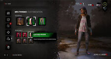 Dead By Daylight Science Fair Claudette & Street Meg Skin CODE x1