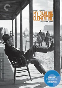 My Darling Clementin - My Darling Clementine (Criterion Collection) [Used Blu-ra