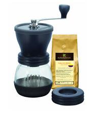 Hario Skerton Plus Kaffeemühle + 250g Kolumbien Kaffee GRATIS ♥ 1.000+ Verkäufe