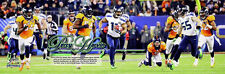 Seattle Seahawks Super Bowl XLVIII PERCY HARVIN RETURN Photoramic POSTER Print