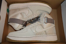 New Nike Womens Air Force 1 HI PRM Athletic Shoes 654440-004 sz 9