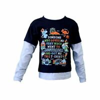Kids T Shirt Tee Long Sleeve Australian Australia Day Souvenir Cotton- Someone