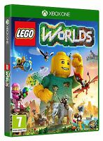 LEGO Worlds Xbox One Game | BRAND NEW & SEALED | FAST FREE POST | GENUINE STOCK