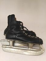 Vintage Canadian Flyer Rally Bobby Orr NHL Certified Ice Hockey Skates Black
