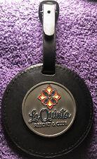 La Quinta Resort & Club ... Golf Bag Tag... Leather...