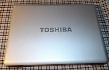 Toshiba Pro M300 PSMD1C-HF80BD LAPTOP  2 GB Ram/Modem/Webcam. Missing PS/HD/Batt