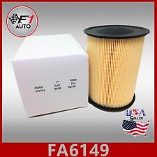 FA6149 49017 PREMIUM ENGINE AIR FILTER for 12-17 FORD FOCUS & 15-17 LINCOLN MKC