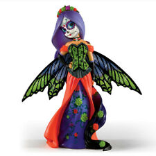 Enchanting Spirit Nene Thomas Sugar Skull Fairy Figurine - Bradford Exchange