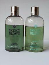 Used - MOLTON BROWN BW Gingerlily & Wild Indigo BSG 2x300ml