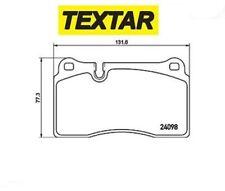 2409803 Kit pastiglie freno, Freno a disco (TEXTAR)