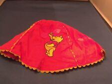 DISNEY EMBROIDERED WINNIE THE POOH TODDLER BUCKET CAP HAT BIRTHDAY GIFT NEW