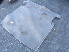 Used 02-06 Acura Rsx Trunk Carpet. Tan Brown Titanium