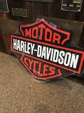 Harley Davidson Repro Sign
