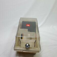 PC Accessories Imation Locking Floppy Disk Organizer 12 3.5 Floppy Disks Vintage