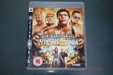 Jeux vidéo WWE pour Sport et Sony PlayStation 3