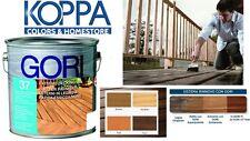 GORI 37 EXTREME DECKING Olio all'acqua per pavimento in legno esterno Superior
