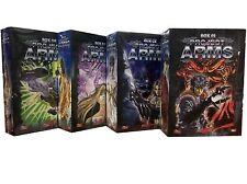 14 Dvd x 4 Box Cofanetti «PROJECT ARMS» Box 01+02+03+04 completa nuovo