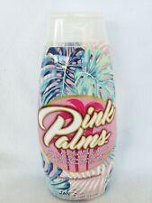Pink Palms Dark Tanning Lotion Tanovations Ed Hardy 10 oz