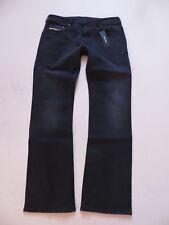 Diesel ZATINY RA468 Stretch Bootcut Jeans Hose W 36 /L 32, black Schwarz ! NEU !