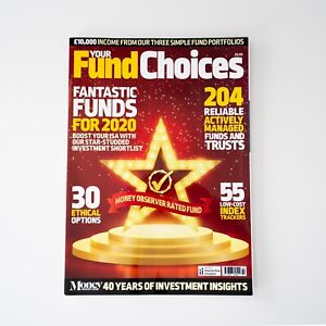 Money Observer Magazine - Your Fund Choices - Feb 2020 - Fund Investments