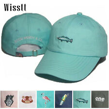 Animal Embroidered Dad Hat Trucker Snapback Hat Baseball Cap Adjustable Visor
