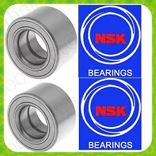NSK FRONT WHEEL HUB BEARING FOR 2007-2015 TOYOTA YARIS SCION IQ XD PAIR SET NEW