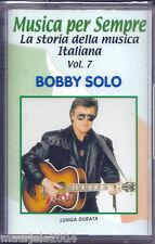 Bobby Solo. I Successi (2000) Musicassetta NUOVA Una lacrima sul viso. Zingara