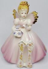 Fine Vintage Josef Originals 11 Year 11th Birthday Angel Figurine Org/Label