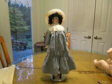 Antique Biedermeier type Bald China Head Doll
