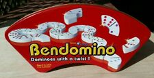 """Blue Orange Games - Bendominos """"Dominoes with a Twist"""" Great Condition."""