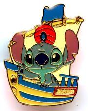 Tokyo DisneySea 2010 Arabian Stitch Sailing Prize Pin