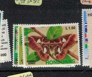 Honduras Butterfly SC 807-11 MNH (7eml)