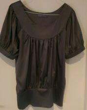 Ladies TEMT evening blouse top size M/L