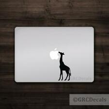 Giraffe- Macbook Decal