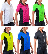 Aero Tech Women's Specific Cycling Jersey  Biking Cycling Top Bicycling Wear USA