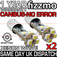 FIZZMO BMW F20 F21 F30 F31 433 434 BAX9S H6W CANBUS ERROR FREE SIDE LIGHT BULBS