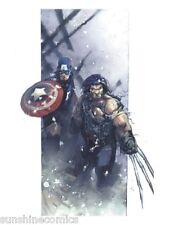 Ultimate War Poster by Chris Bachalo NEW SEALED