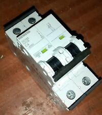SIEMENS C4 5SY6204-7 MCB 2POLE CIRCUIT PROTECTION 400V 4A FREE UK POST