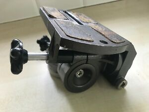 Gitzo Rationalle  No5  Large Format 2-way tripod head in very good condition