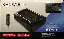 Kenwood KSC-SW11 150 Watts Powered Enclosed Car Subwoofer
