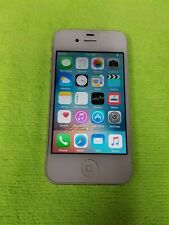 Apple iPhone 4S 16GB White A1387 (AT&T) Great Phone Discounted! KW613