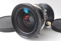 Schneider-Kreuznach Super-Angulon Multicoating 90mm F/8 Lens Excellent Japan