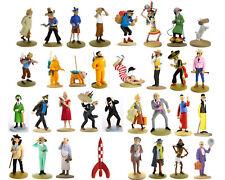 Tim & Struppi Figuren - Tintin Collectible models (Original Moulinsart 32 vers.)