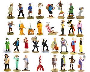 Tim & Struppi Figuren ✅ Tintin Statues ➤ Original Moulinsart ➤ Jetzt Bestellen!