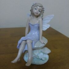 Porcelain fairy figurine
