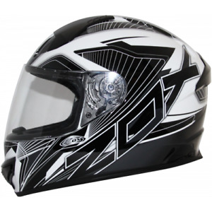 ZOX Thunder R2 Force Full Face Motorcycle Helmet Adult Sizes