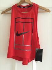 Women's Tennis Tank NikeCourt Top Dri Fit Size Small